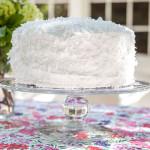 DOROTHEA DRAPER'S COCONUT CAKE