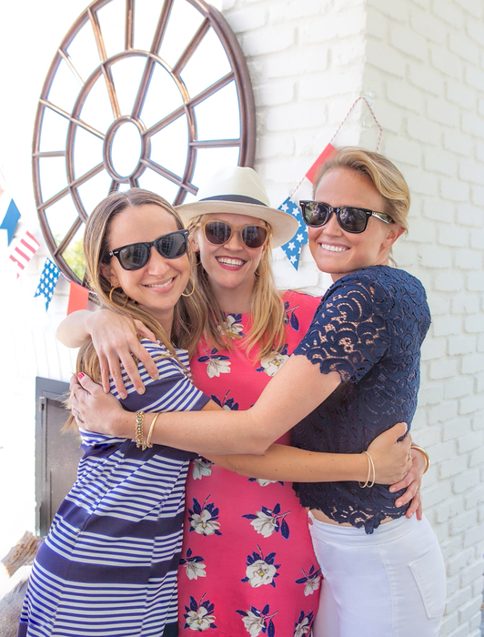 Reese Witherspoon and Friends June 20th 2015