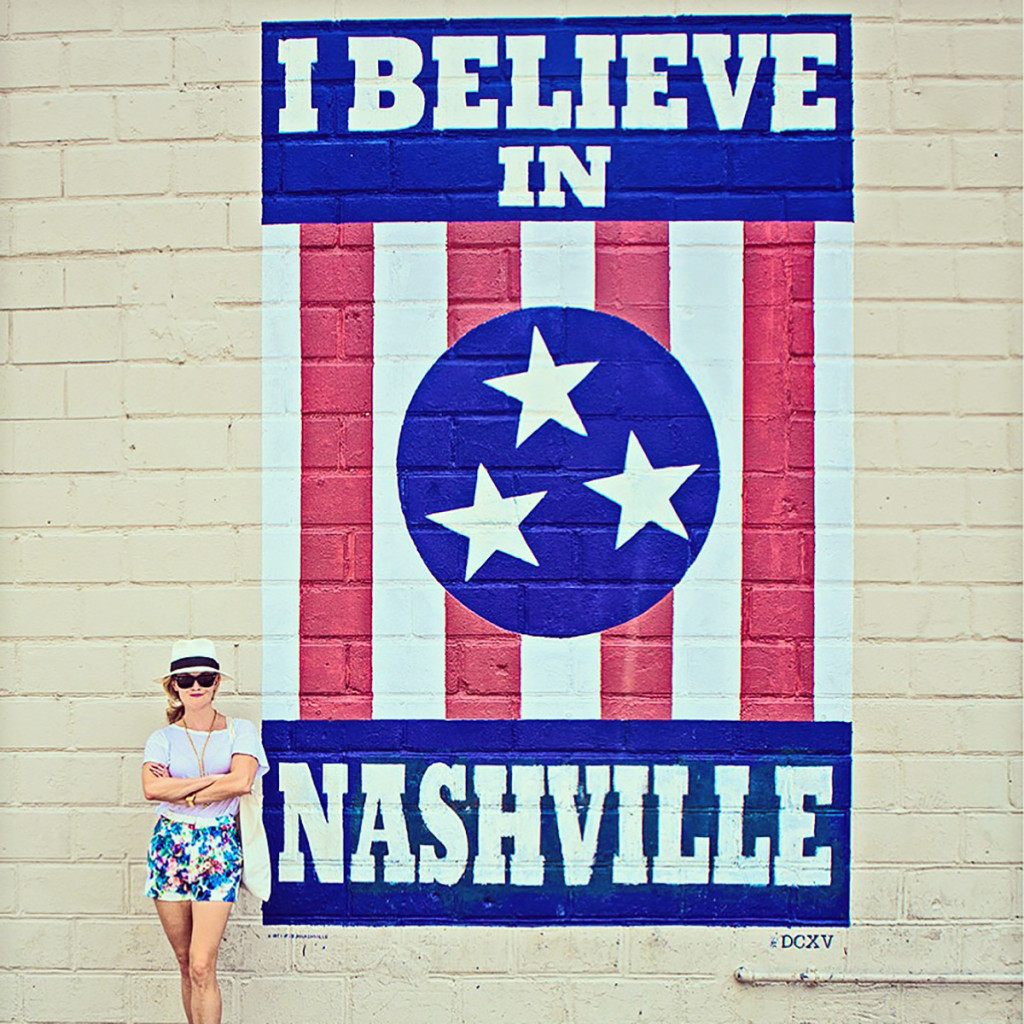 Reese Witherspoon in Nashville