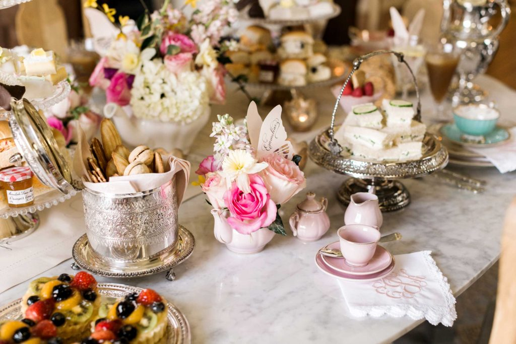 How To Host A Mother S Day Tea Party Draper James