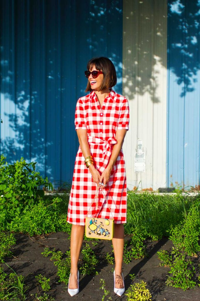 Draper-James-Gingham-Dress---8