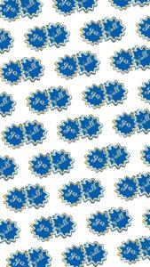 pompom_blue_white