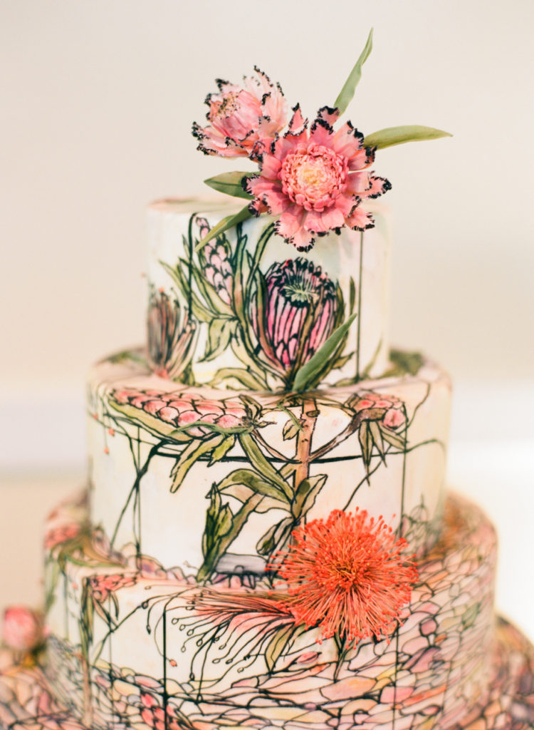 best southern wedding cake bakeries
