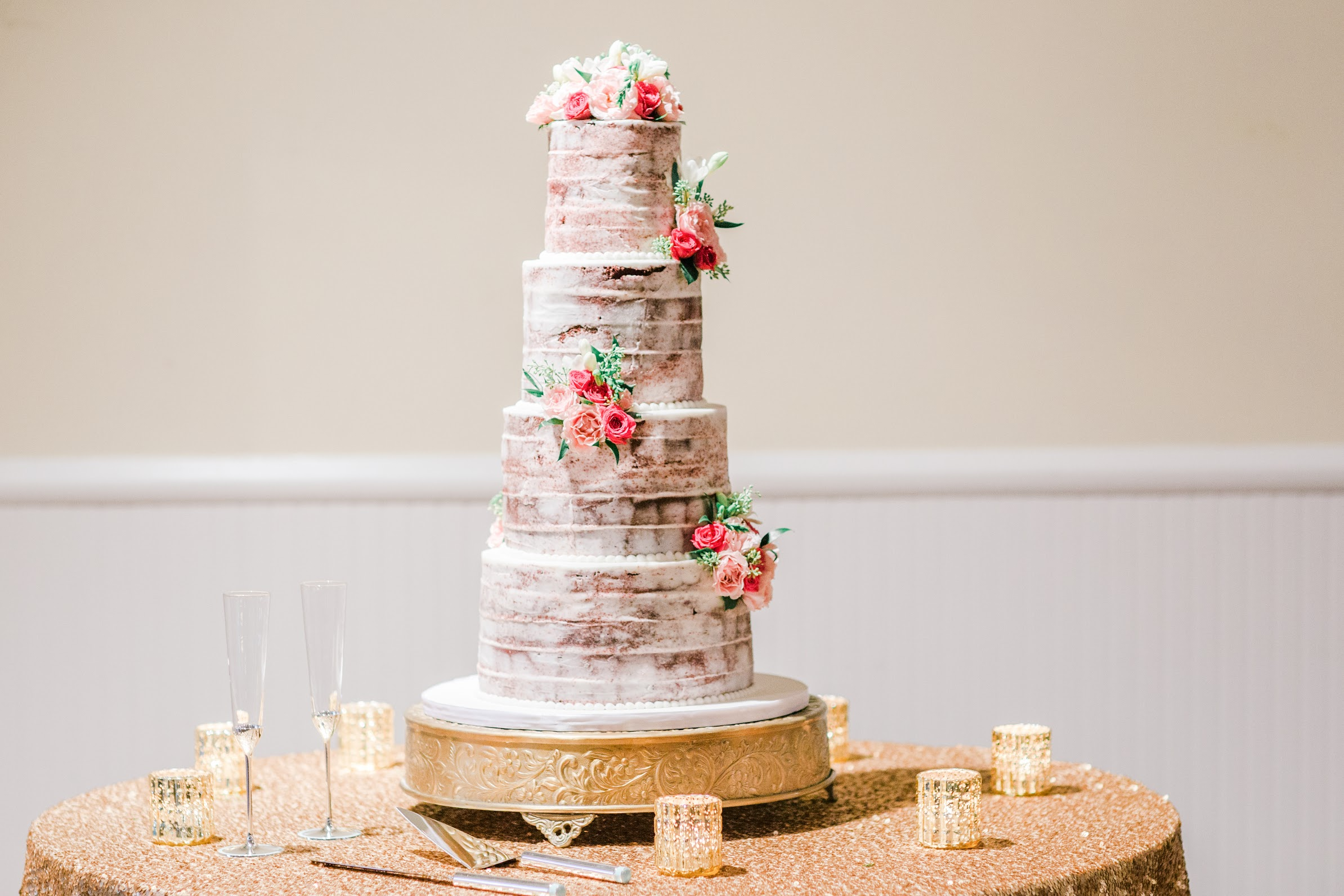 Best Southern Wedding Cakes