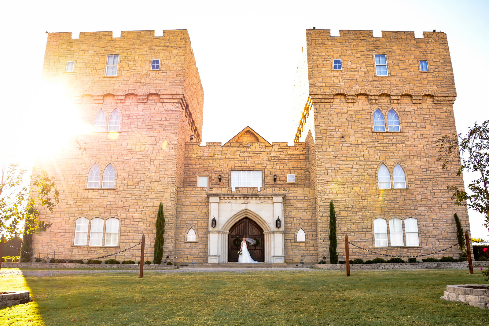 the castle at rockwell makes great southern wedding venue