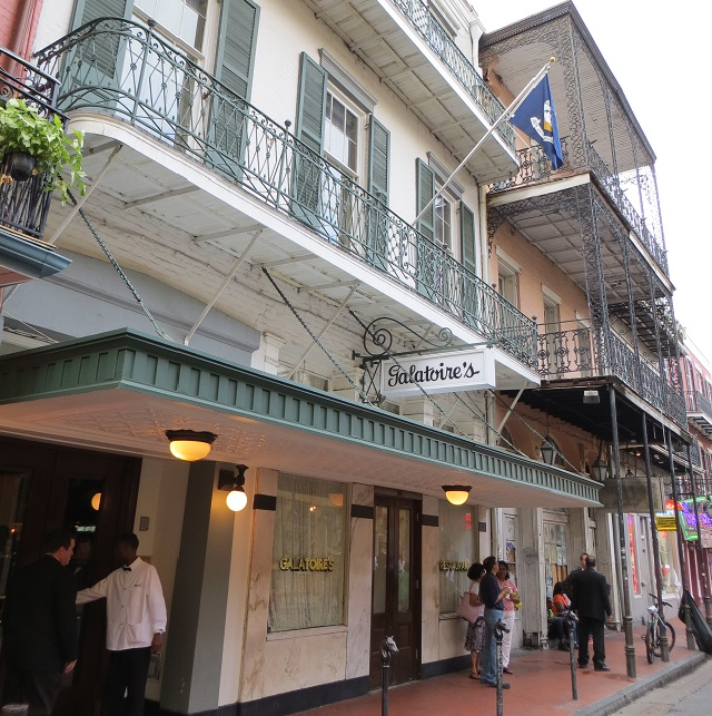 for a bit more of the new orleans style and swagger says jessica try brennans in the french quarter and make sure to start off with a brandy milk punch
