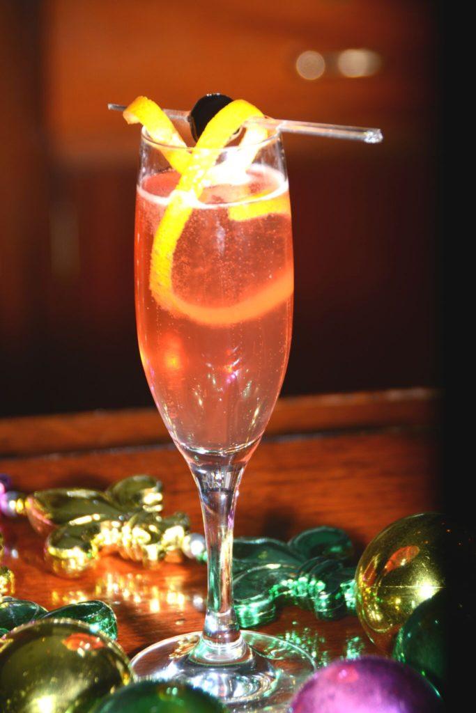 Mardi Gras Cocktails