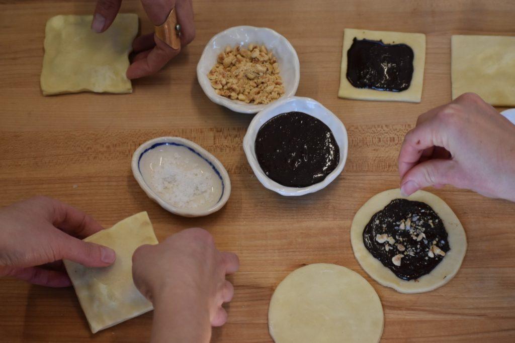 WIld Love Bakehouse hand pies