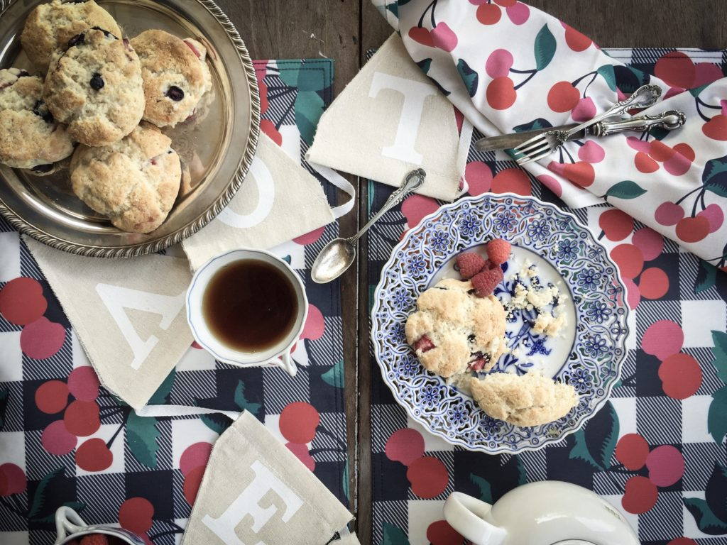 Berry Scone Recipe