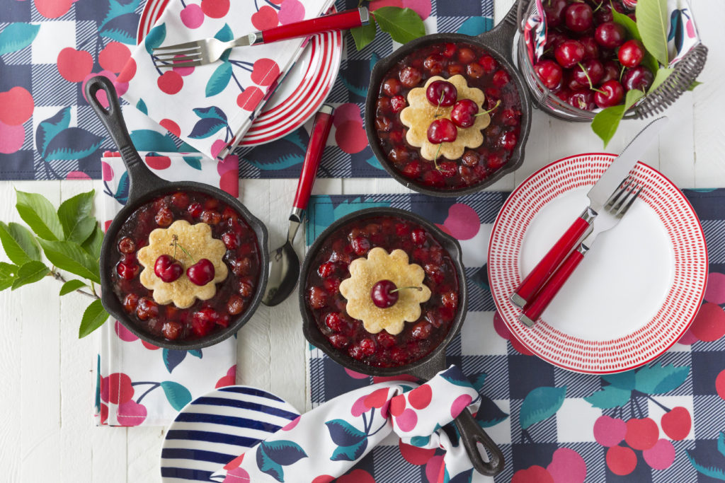 cherry cobbler recipe