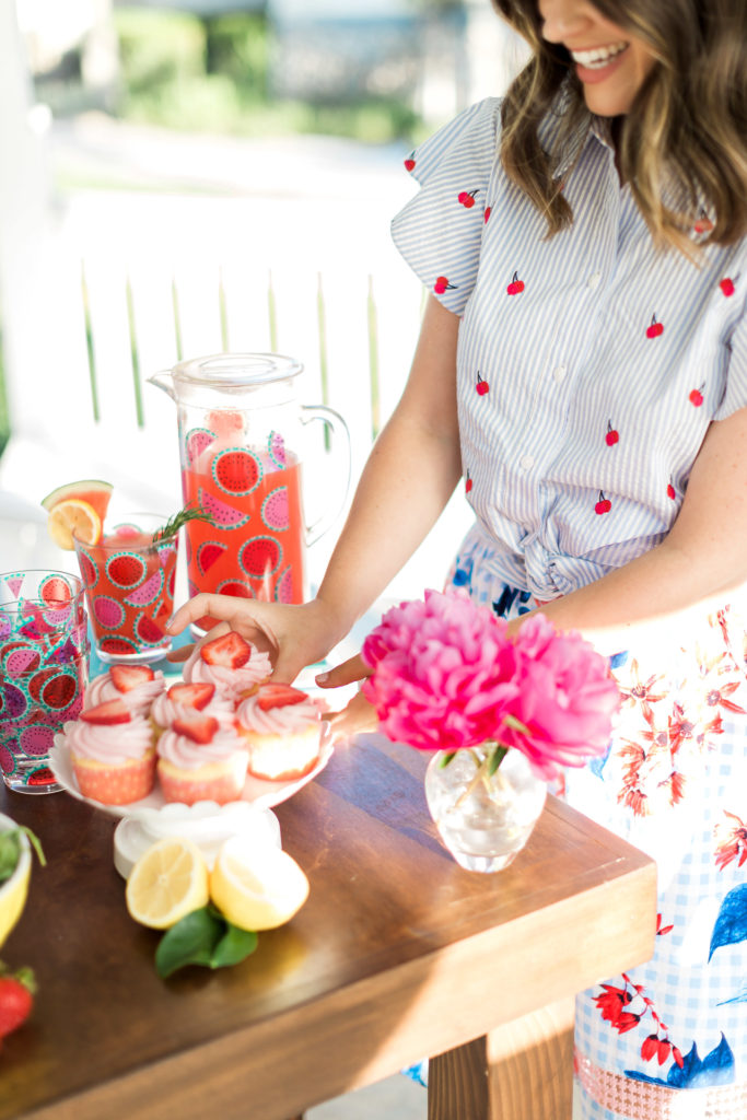 guide to summer entertaining