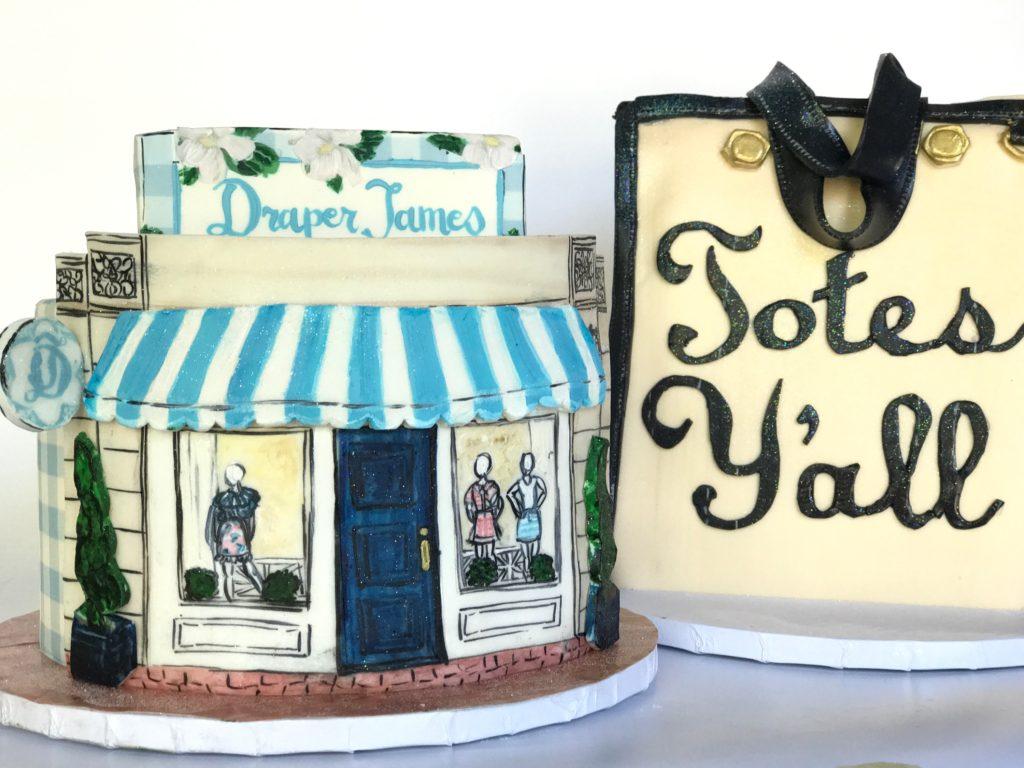 Custom Draper James Cakes From Cades Cakes In Dallasdraper James Blog