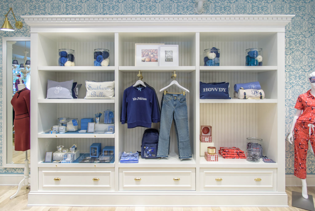 Exterior: Come Inside The Brand New Draper James Atlanta StoreDraper