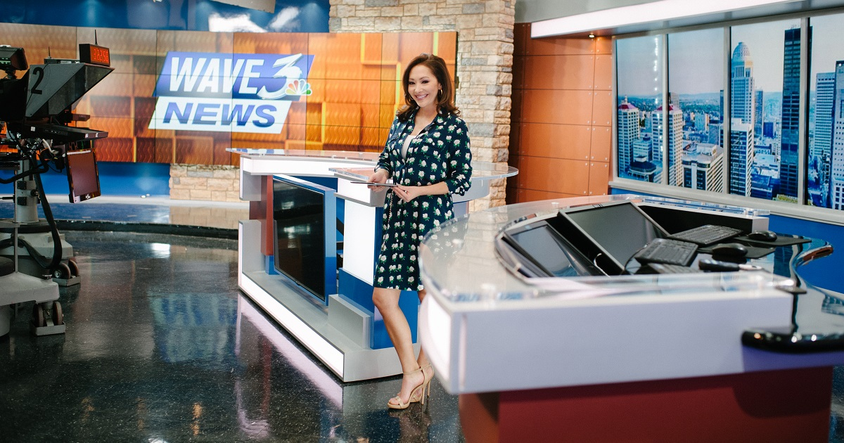 Shannon Cogan Evening News Anchor In Louisvilledraper
